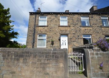 Thumbnail 2 bedroom end terrace house for sale in Far Bank, Shelley, Huddersfield