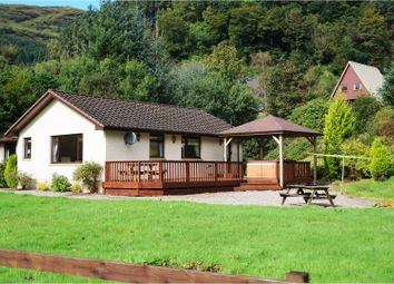 Thumbnail 4 bed detached bungalow for sale in 1 Drimsynie Drive, Lochgoilhead