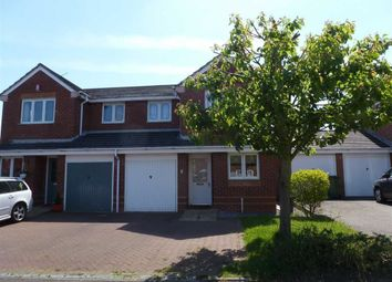 Thumbnail 3 bed semi-detached house to rent in Desdemona Avenue, Heathcote, Warwick