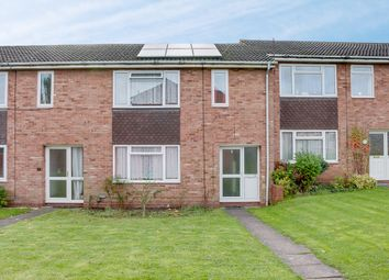 Thumbnail 3 bed terraced house for sale in Kingsley Avenue, Lakeside, Redditch