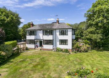 5 bed detached house for sale in Vigo Road, Fairseat, Kent TN15