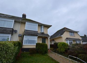 Thumbnail 3 bed end terrace house to rent in Tremeadow Terrace, Liskeard, Cornwall