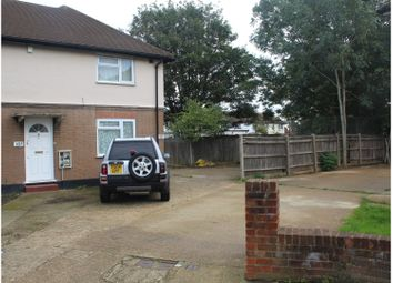 Thumbnail 2 bed flat to rent in Chapman Close, West Drayton