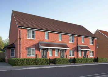 "Thumbnail 2 bed terraced house for sale in ""The Thatcher"" at Celsea Place, Cholsey, Wallingford"