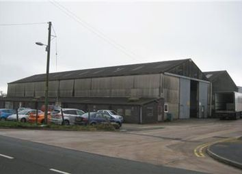 Thumbnail Light industrial for sale in The Warehouse, Cae Gromlech, Pwllheli, Gwynedd