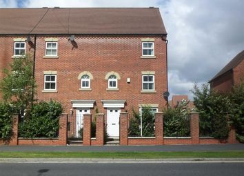 Thumbnail 4 bed town house to rent in Great Park Drive, Leyland