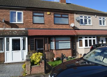 Thumbnail 3 bed terraced house to rent in Mygrove Gardens, Rainham
