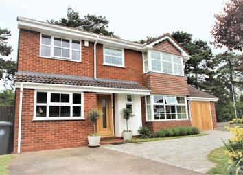 Thumbnail 4 bed detached house for sale in Goodwood Close, Stratford-Upon-Avon