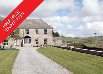 Thumbnail 4 bed link-detached house to rent in Modbury, Ivybridge