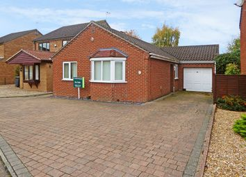 Thumbnail 2 bed detached bungalow for sale in Bluebell Way, Worlingham, Beccles