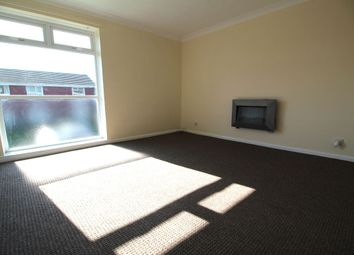 Thumbnail 2 bed flat to rent in Sunholme Drive, Wallsend