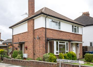Thumbnail 2 bed maisonette for sale in Northwood Gardens, North Finchley, London