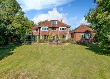 Thumbnail 4 bed detached house for sale in Bourne Fields, Twyford, Winchester, Hampshire