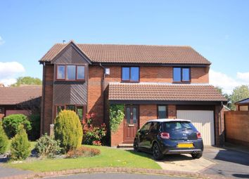 Thumbnail 4 bed detached house for sale in St. James Drive, Northallerton