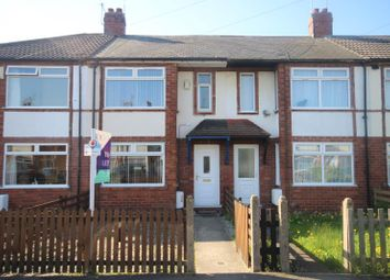 Thumbnail 2 bed terraced house to rent in Worcester Road, Wold Road, Hull