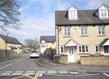 Thumbnail 3 bed end terrace house for sale in Cashes Green Road, Cashes Green, Stroud