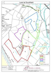 Thumbnail Land for sale in Land At Southfield - Lot 5, Silecroft, Millom, Cumbria