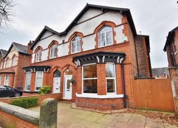 Thumbnail 4 bed semi-detached house for sale in Hawthorn Avenue, Eccles, Manchester