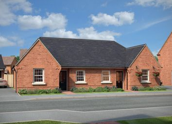 "Thumbnail 2 bedroom semi-detached house for sale in ""Dw Bungalow"" at Whetstone Street, Redditch"