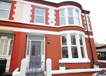 Thumbnail 4 bed terraced house for sale in Hereford Road, Wavertree, Liverpool