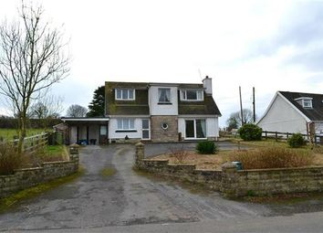 Thumbnail 3 bed detached house for sale in The Willows, Heol Blaengwastod, Llangunnor, Carmarthen