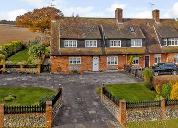 4 bed semi-detached house for sale in Bury Cottages, Essendon Hill, Essendon, Hertfordshire AL9