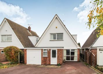 Thumbnail 3 bed detached house for sale in Churnet Close, Clifton Grove