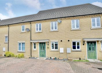 Thumbnail 2 bedroom terraced house for sale in Cook Drive, Eynesbury, St. Neots, Cambridgeshire