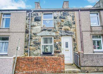 2 bed terraced house for sale in Rhedyw Road, Llanllyfni, Caernarfon, Gwynedd LL54