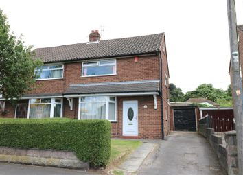 Thumbnail 2 bed semi-detached house for sale in Ford Green Road, Norton, Stoke-On-Trent