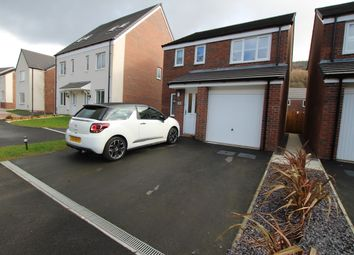 Thumbnail 3 bedroom detached house for sale in Trem Y Mynydd (H58), Mountain Ash