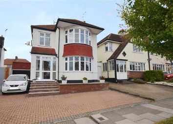 Thumbnail 3 bed detached house for sale in Thames Drive, Leigh-On-Sea, Essex