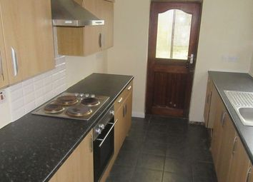 Thumbnail 2 bed terraced house to rent in Welbeck Street, Creswell, Worksop