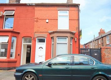 Thumbnail 2 bedroom terraced house for sale in Belper Street, Garston, Liverpool