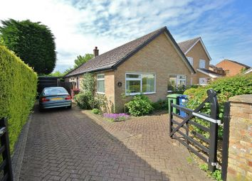 Thumbnail 3 bedroom detached bungalow to rent in Wood End, Bluntisham, Huntingdon