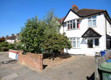 Thumbnail 3 bed semi-detached house for sale in Eastcote Lane, South Harrow