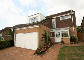 Thumbnail 4 bed detached house for sale in Forest Way, Winford, Sandown