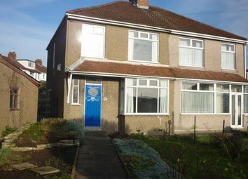 Thumbnail 4 bed property to rent in Oakley Road, Horfield, Bristol