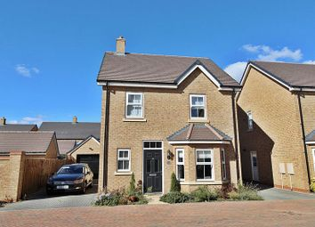 Thumbnail 4 bed detached house for sale in Dodimead Way, Biggleswade