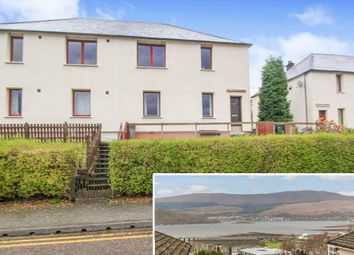 Thumbnail 2 bed flat for sale in Alma Road, Fort William, Inverness-Shire