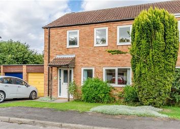Thumbnail 3 bedroom semi-detached house for sale in Champions Close, Fowlmere, Cambridge