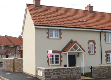 Thumbnail 2 bedroom end terrace house for sale in Hilary Close, Carhampton, Minehead