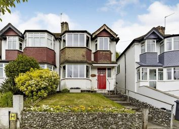 Thumbnail 3 bedroom semi-detached house for sale in Kenmore Road, Kenley, Surrey