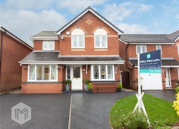 Thumbnail 4 bed detached house for sale in Baslow Avenue, Hindley, Wigan