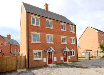 Thumbnail 3 bed semi-detached house for sale in James Place, Flitwick