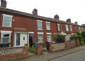 Thumbnail 3 bed terraced house to rent in Nelson Street, Norwich