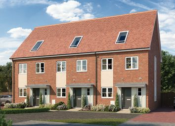 Thumbnail 3 bed terraced house for sale in Thorpe Road, Longthorpe, Peterborough