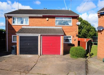Thumbnail 3 bed semi-detached house for sale in Redmoor Close, Ripley
