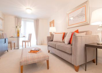 Thumbnail 2 bed flat for sale in Lower Turk Street, Alton