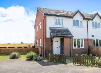 Thumbnail 2 bed semi-detached house for sale in Bakers Way, Morton, Bourne